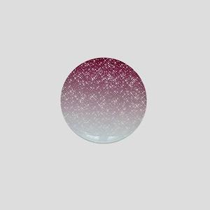 Sparkling Pink Mini Button