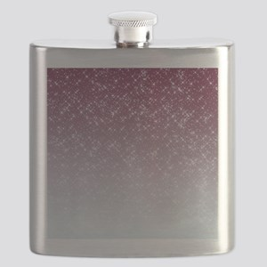 Sparkling Pink Flask