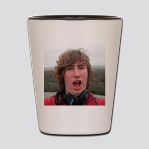 Elliott Klein Shower Curtain Shot Glass