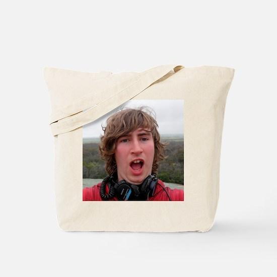 Elliott Klein Shower Curtain Tote Bag