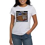 I Love Cheese Enchildas Women's T-Shirt