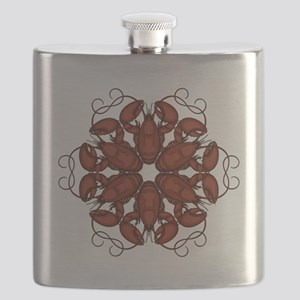 Lobsters Flask
