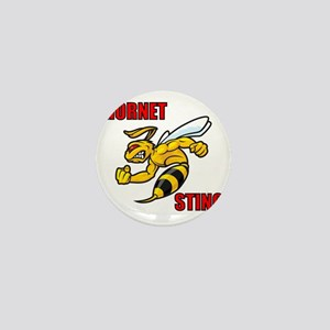 Hornet Sting Mini Button