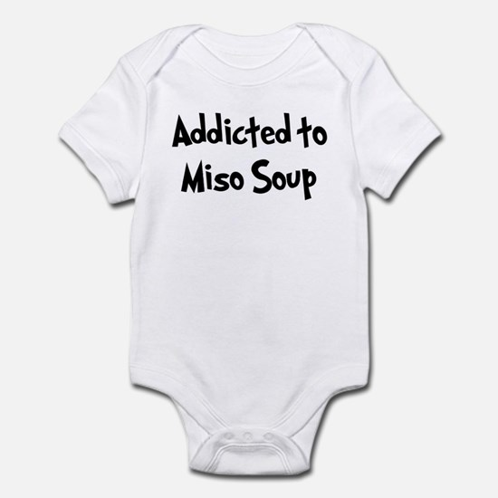 Addicted to Miso Soup Infant Bodysuit