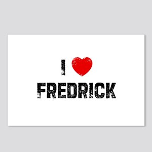 I * Fredrick Postcards (Package of 8)