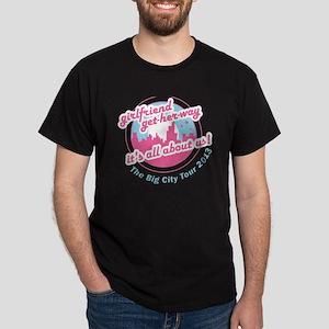 City getaway Dark T-Shirt
