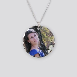 kayleigh Necklace Circle Charm