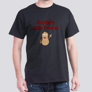 Aunties  Little Peanut Dark T-Shirt