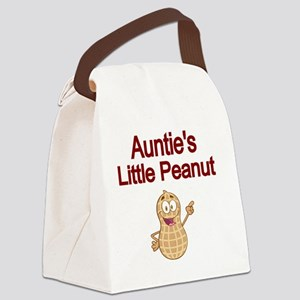 Aunties  Little Peanut Canvas Lunch Bag