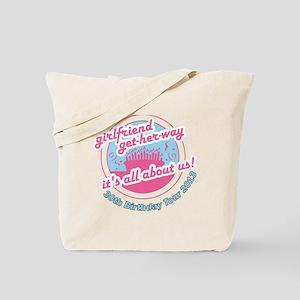 30th Birthday getaway Tote Bag