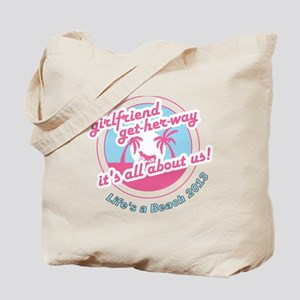 Beach getaway Tote Bag