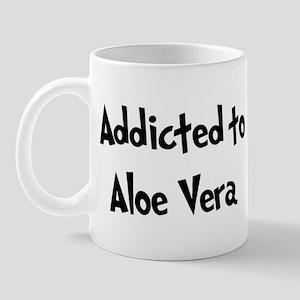 Addicted to Aloe Vera Mug