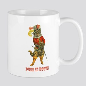 Puss in Boots, Dressed to Kill 11 oz Ceramic Mug