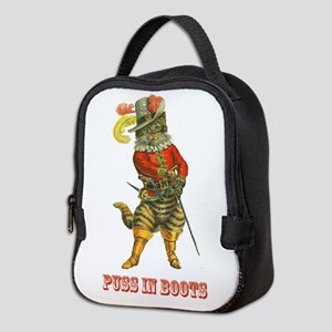 Puss in Boots, Dressed to Kill Neoprene Lunch Bag