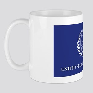 United Federation of Planets Flag Mug