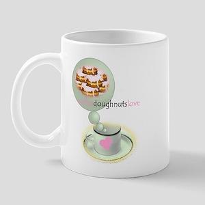 coffee.doughnuts Mug