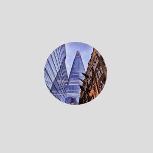 The Shard - London Mini Button