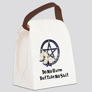Do no harm Canvas Lunch Bag