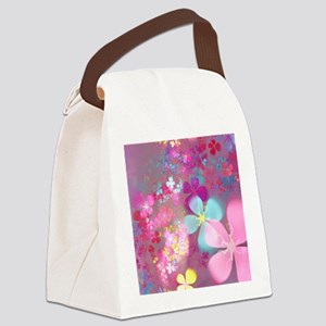 fp_snowflake_ornament_669_h_f Canvas Lunch Bag