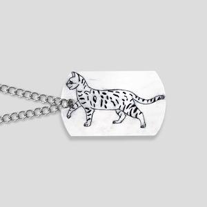 Bengal or Savannah Cat Dog Tags