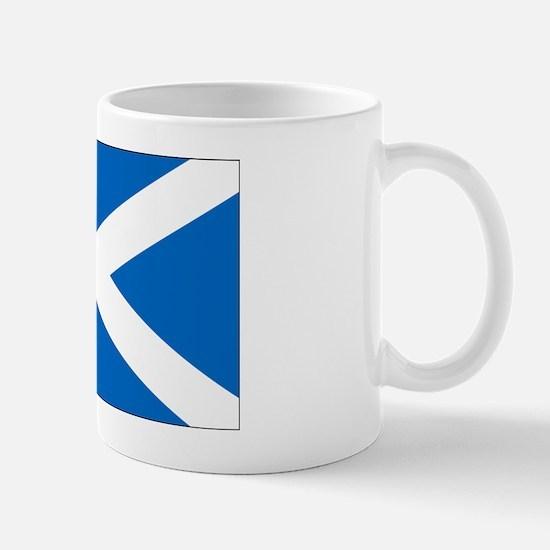 FLAG of SCOTLAND Mug