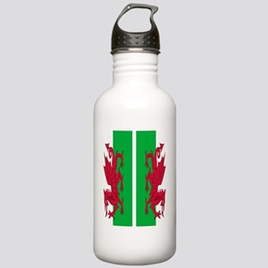 Welsh Flag Stainless Water Bottle 1.0L