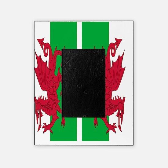 Welsh Flag Picture Frame