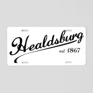 Healdsburg est 1867 Aluminum License Plate