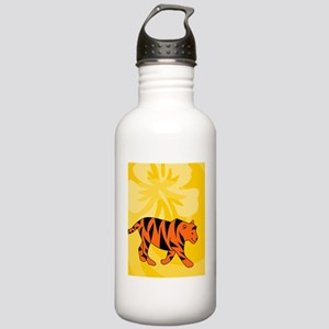 Tiger Ipad Sleeve Stainless Water Bottle 1.0L