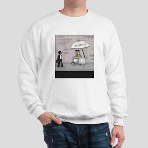 Doctorate Stand Sweatshirt