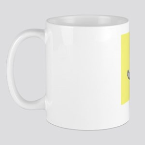 Yellow Beaver Mug