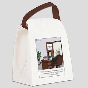 Ritalin bowl Canvas Lunch Bag