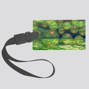 Spring Creation 35x21 Wall Peel- Large Luggage Tag
