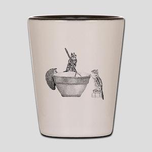 Mixing bowl Shot Glass
