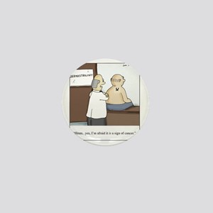 Dermastrologist Mini Button