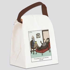 Great Ape Canvas Lunch Bag
