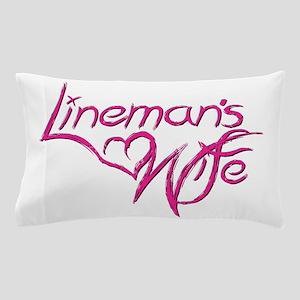 Linemans Wife Pillow Case