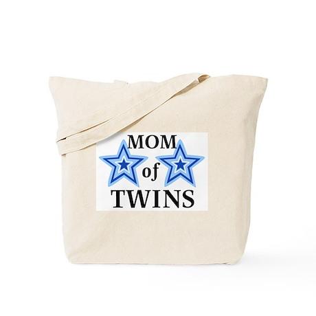 Mom of Twins (Boys) Tote Bag
