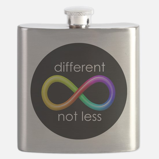 Different, Not Less Flask