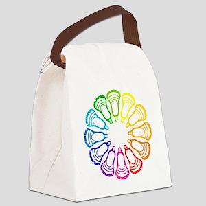 Lacrosse Spectrum Canvas Lunch Bag