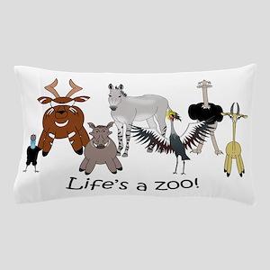 Denver Zoo light Pillow Case