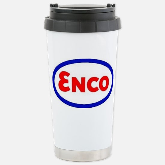 Enco - 2 Stainless Steel Travel Mug