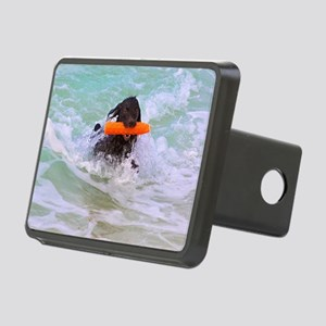 Halle Out of the Ocean Rectangular Hitch Cover