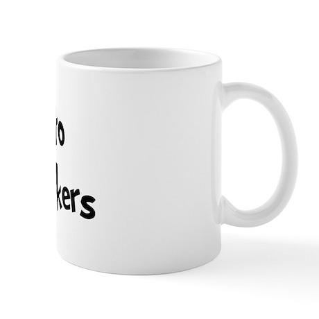 Addicted to Graham Crackers Mug