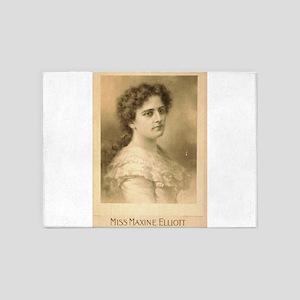 Miss Maxine Elliott - Strobridge - 1889 5'x7'Area