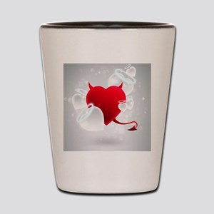 Corazon Shot Glass