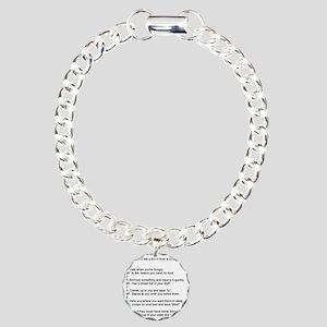 five ways to tell Charm Bracelet, One Charm