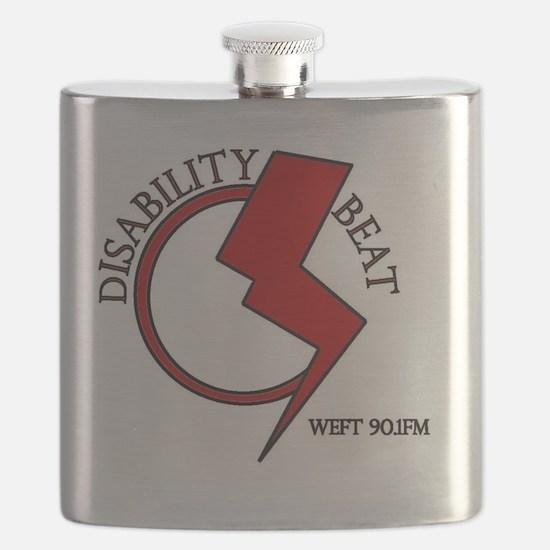 Disability Beat Radio Flask
