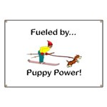 Fueled by Puppy Power Banner
