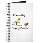 Fueled by Puppy Power Journal